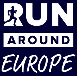 Run Around Europe Logo