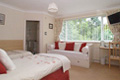 Abbey Guest House (Abingdon) - bedroom interior.